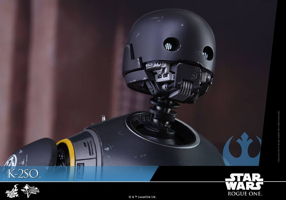 Rogue One: A Star Wars Story 1/6th scale K-2SO Figure