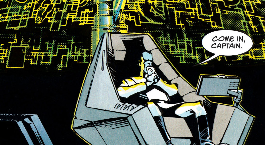 Star Wars: Heir To The Empire #1 – Reviews Of Old Comics