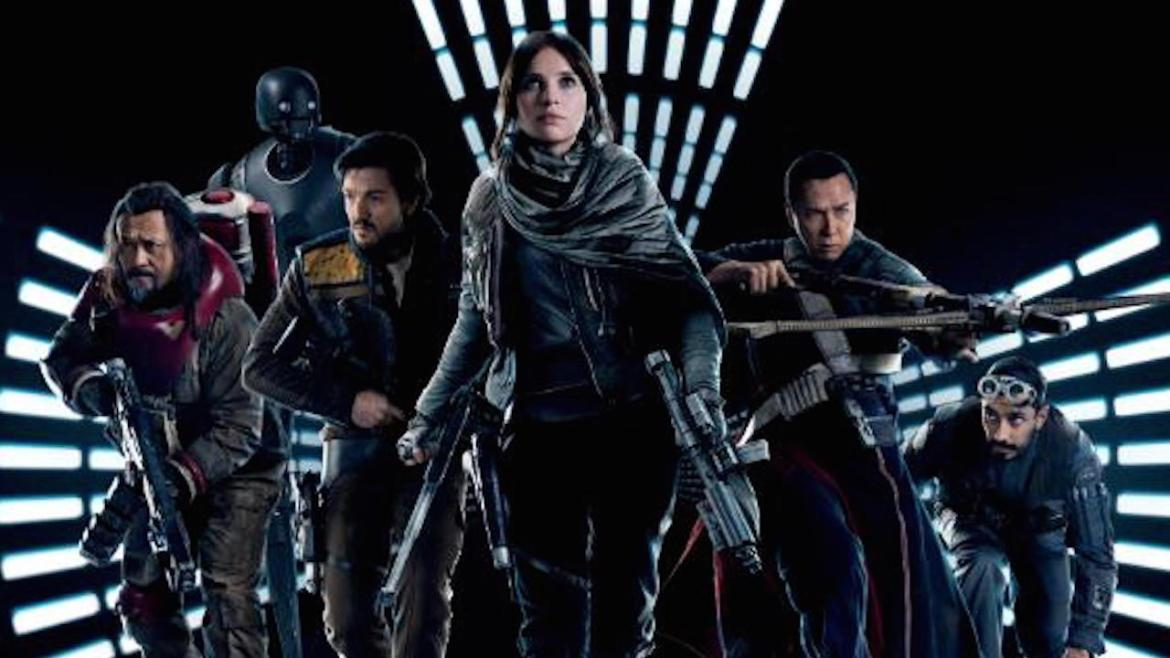 Rogue One: A star Wars Story Spoiler Free Review!