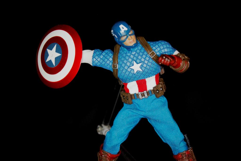 One 12 Collective Captain America Review