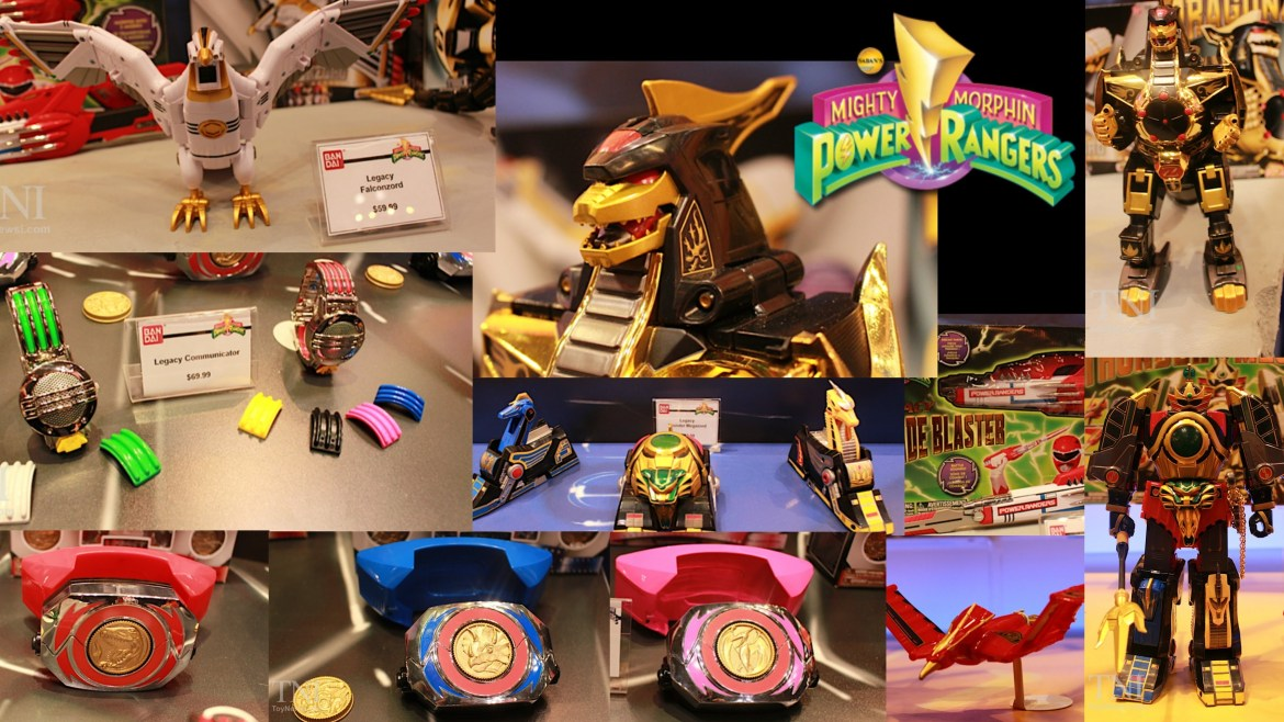 The Ranger Legacy Tests The Waters At Toy Fair