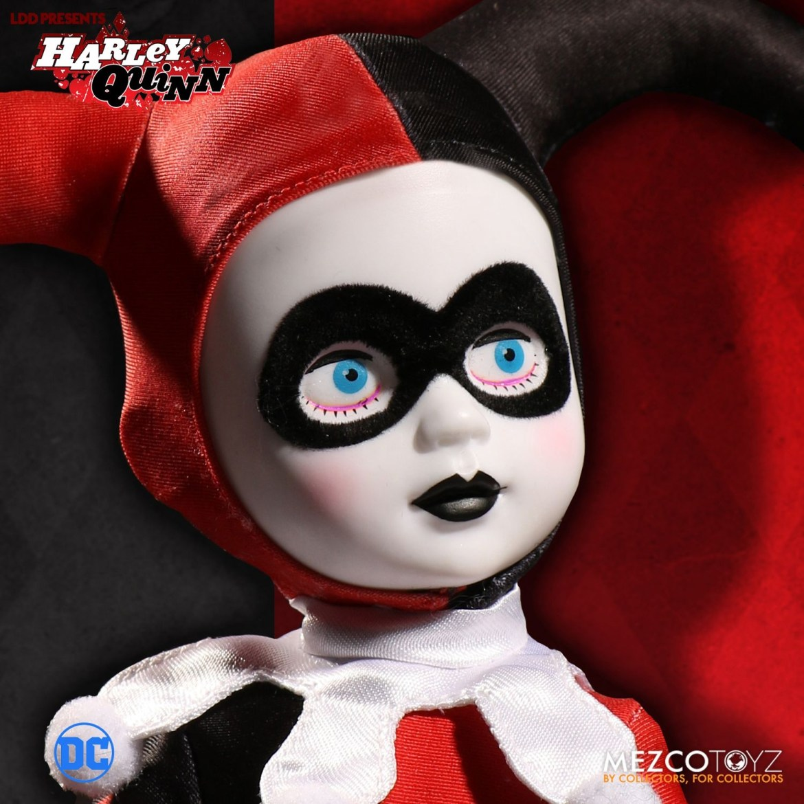 Mezco Unleashes a New Harley Quinn LDD- With Images!
