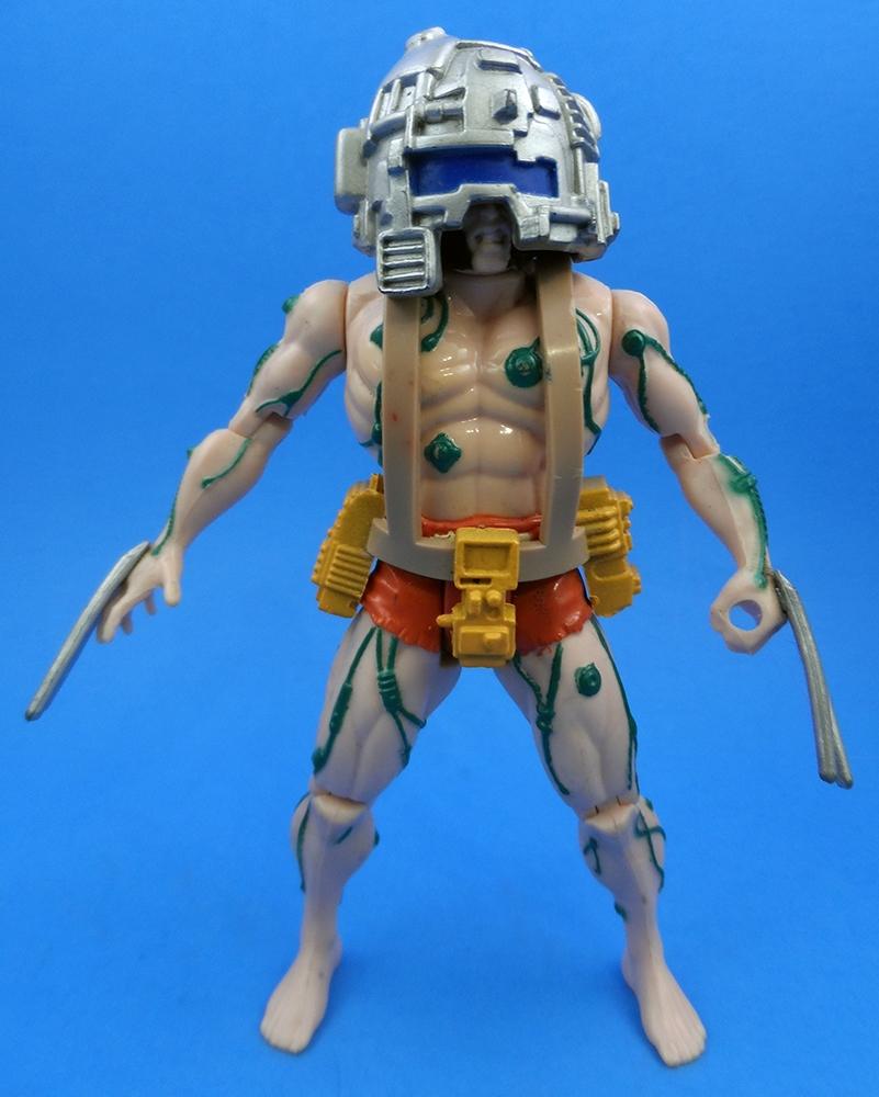 Wolverine Weapon X 4th Ed Kaybee Exclusive Toy Biz 1992