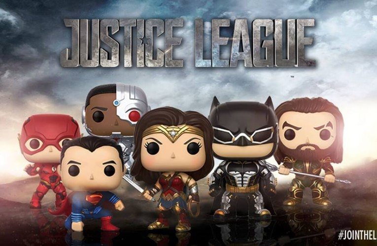 First Look at the Justice League Pops