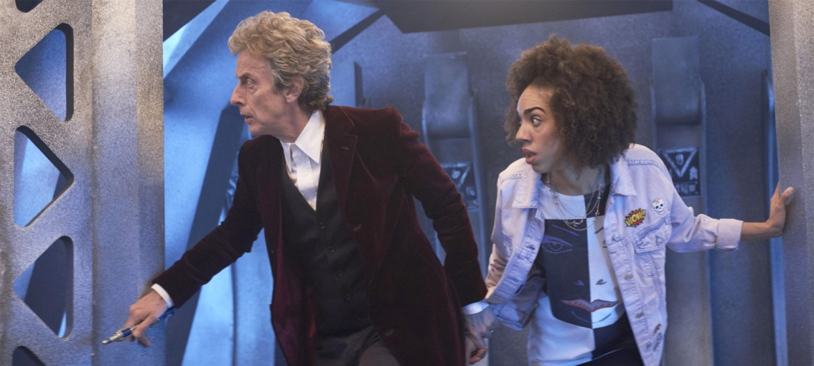 "Doctor Who Review – ""The Pilot"""