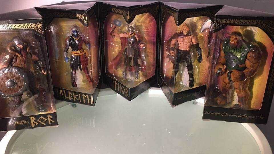 Marvel Legends SDCC set Could be Thor Themed
