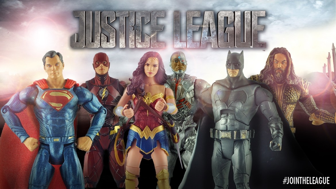 Mattel Reveals Justice League Multiverse Line