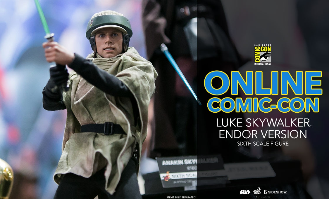 Sideshow's Online Comic-Con Continues! New Reveals!!!
