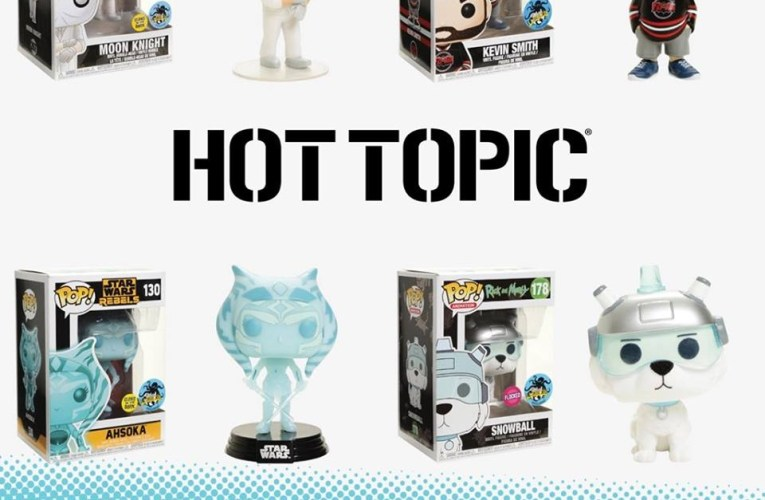 A look at the Stan Lee LA Con Exclusive Pops