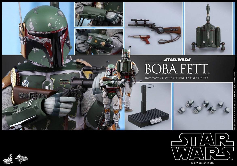 Star Wars: Episode V The Empire Strikes Back Boba Fett