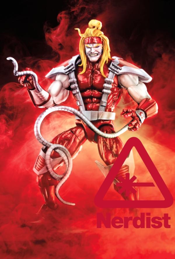 Marvel Legends Deadpool 6″ Wave 2 Revealed