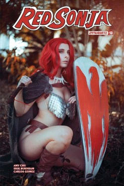 SaberCreative as Sonja