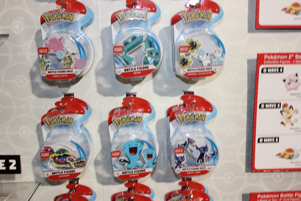Wicked Cool Toys- Toy Fair 2018- Pokémon!!