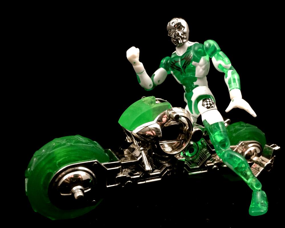 Microman Automaster Ryan – Random Toys