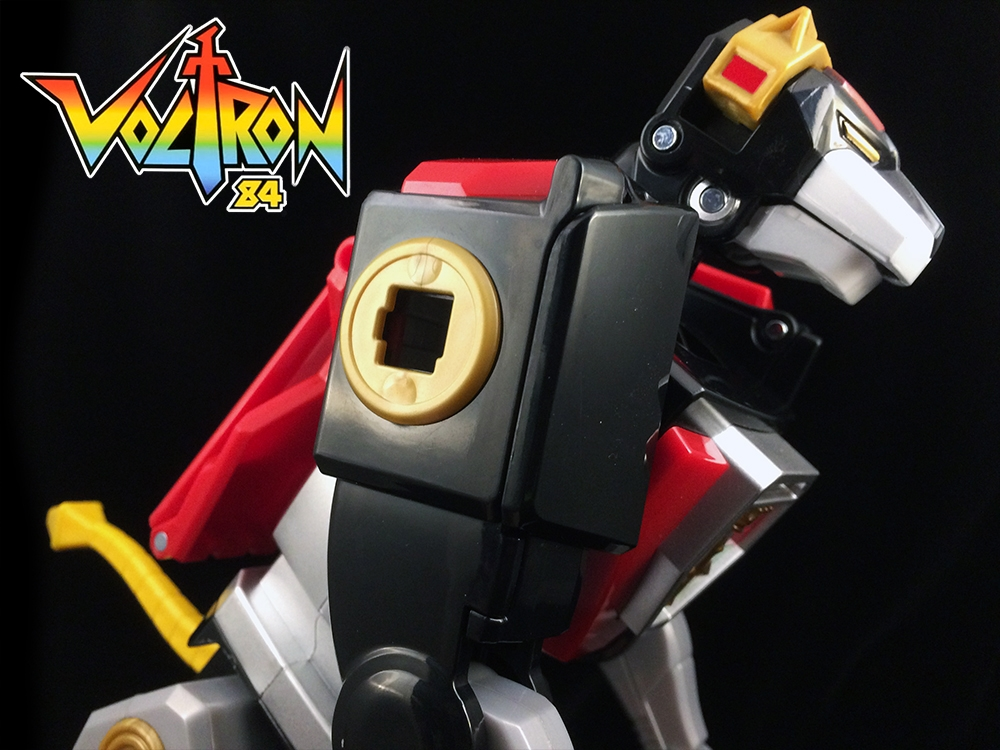 Voltron Classic Black Lion Review