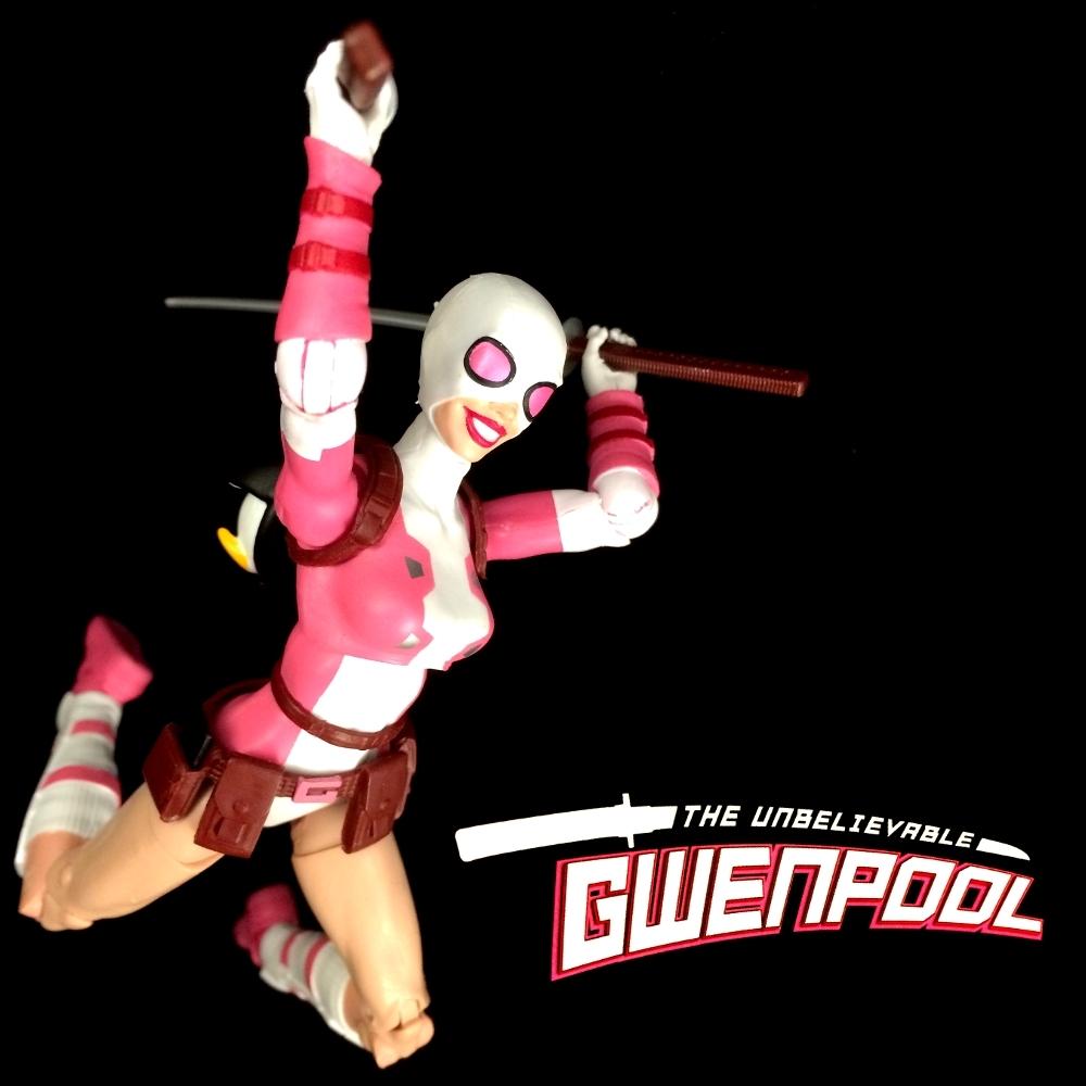 Gwenpool Marvel Legend – Random Toys