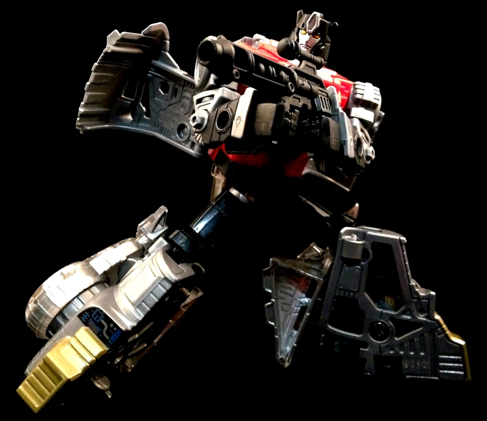 Power of the Primes Dinobot Sludge Review