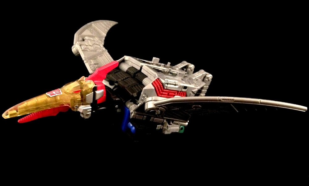 Power of the Primes Dinobot Swoop Review