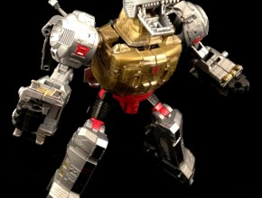 Grimlock Fan Mode