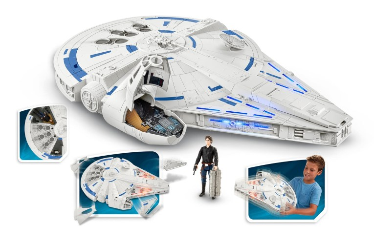 Hasbro Star Wars Solo Products Out Tonight