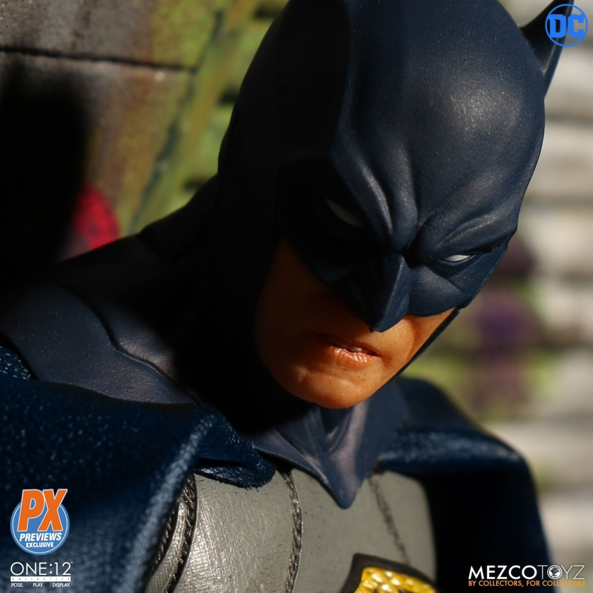 PX Exclusive One:12 Collective Batman: Sovereign Knight