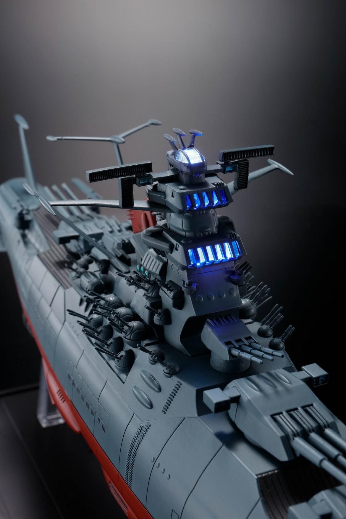 Space Battleship Yamato 2202- Bandai Soul of Chogokin
