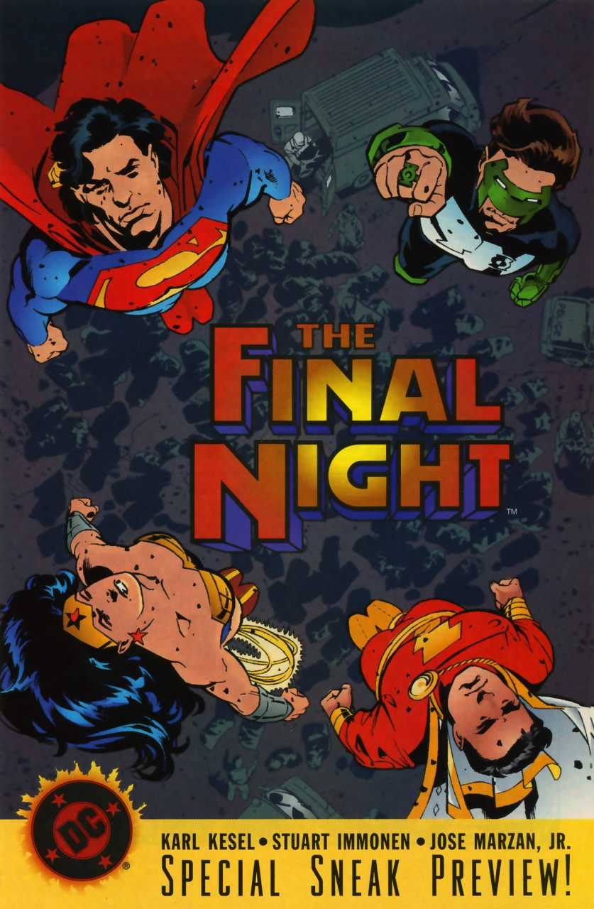Final Night Preview – Reviews of Old Comics