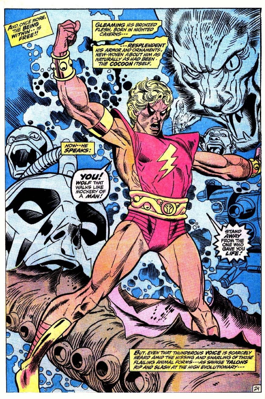 Marvel Premiere #1 – Reviews Of Old Comics