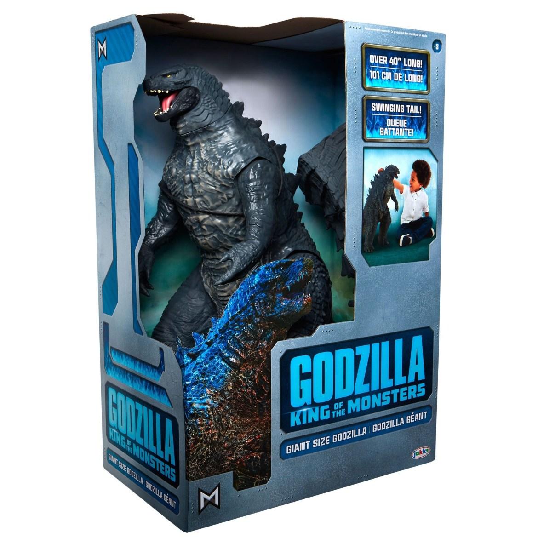 Godzilla: King of the Monsters Jakks Pacific Toys- Update