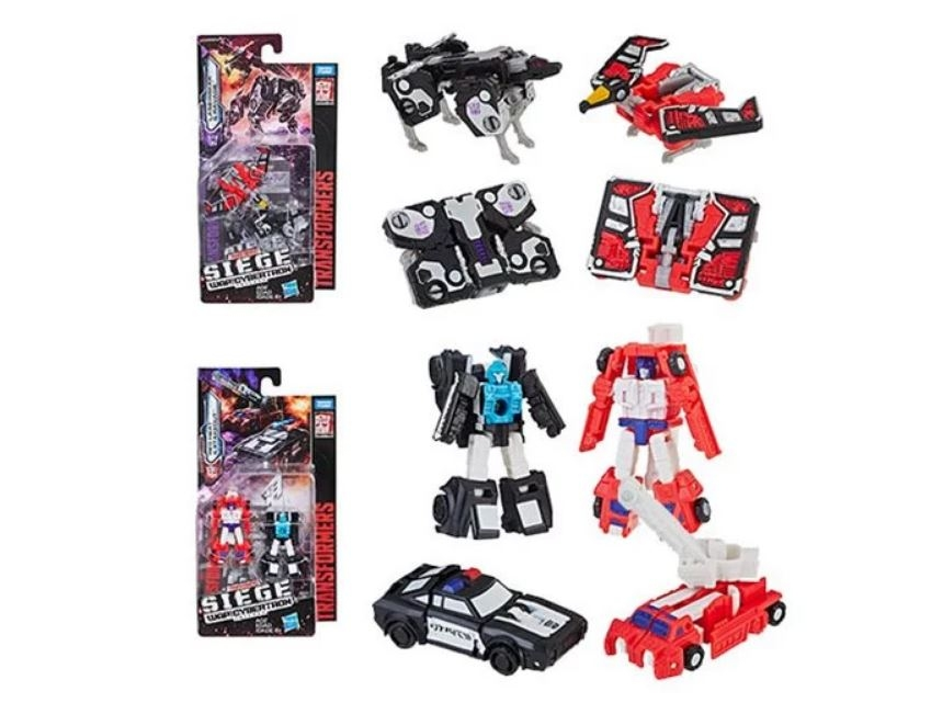 Transformers Siege Micromasters Wave 2 Shipping