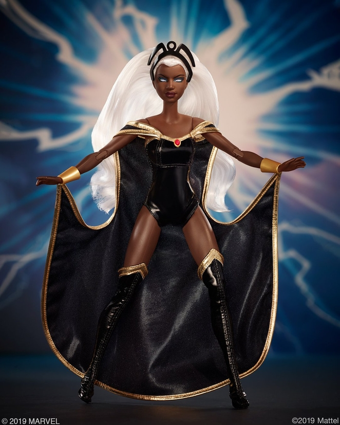 What If Barbie Was A Mutant? – Mattel Reveals X-Men Styled Barbie Dolls
