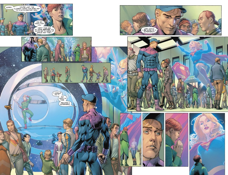 Legion of Super-Heroes: Millennium #2 – Review
