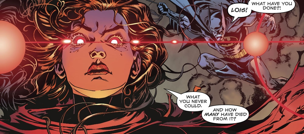 Tales From The Dark Multiverse:The Death Of Superman #1 – Review