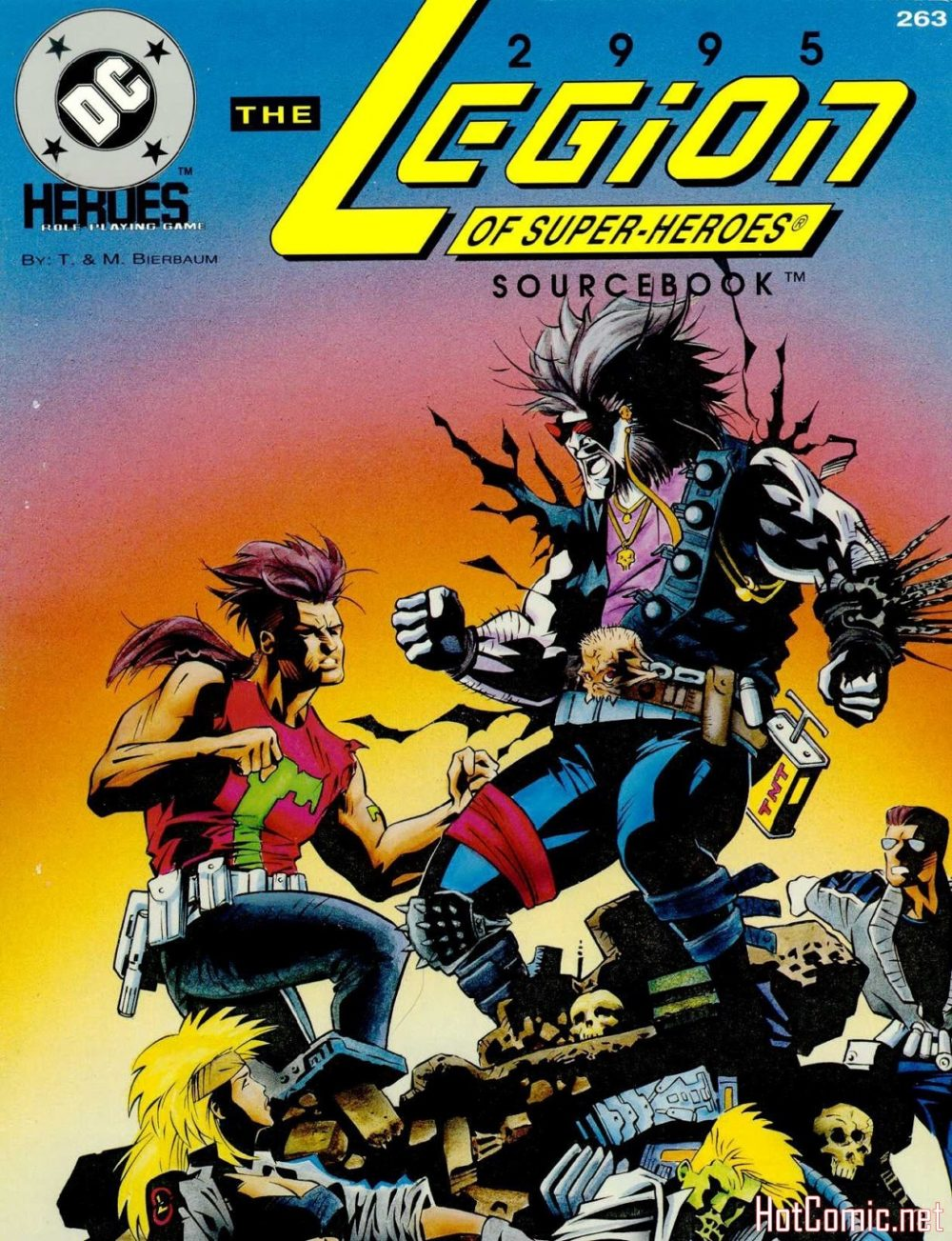 Legion 2995 Sourcebook – Shall We Play A Game?