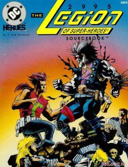 Legion 2995 Sourcebook