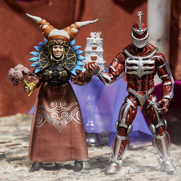 Power Rangers Rita & Lord Zedd GameStop 2-Pack