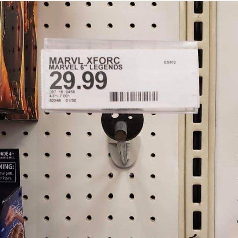 Marvel Legends Price Hike