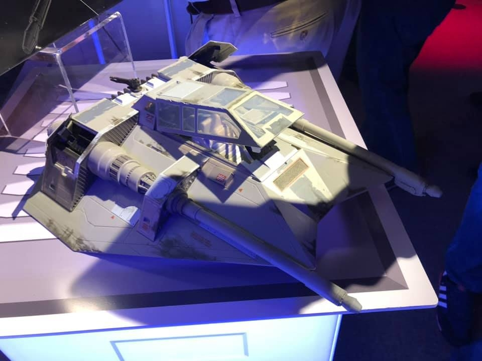 Hasbro -Star Wars Images from the Floor!!