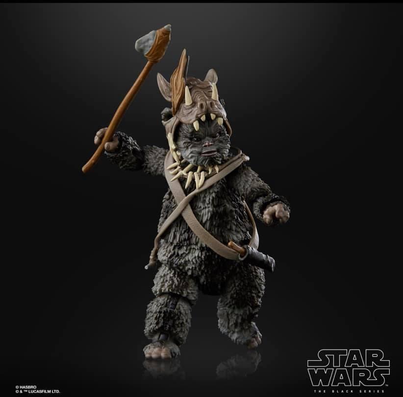 New Star Wars Black Figures Revealed