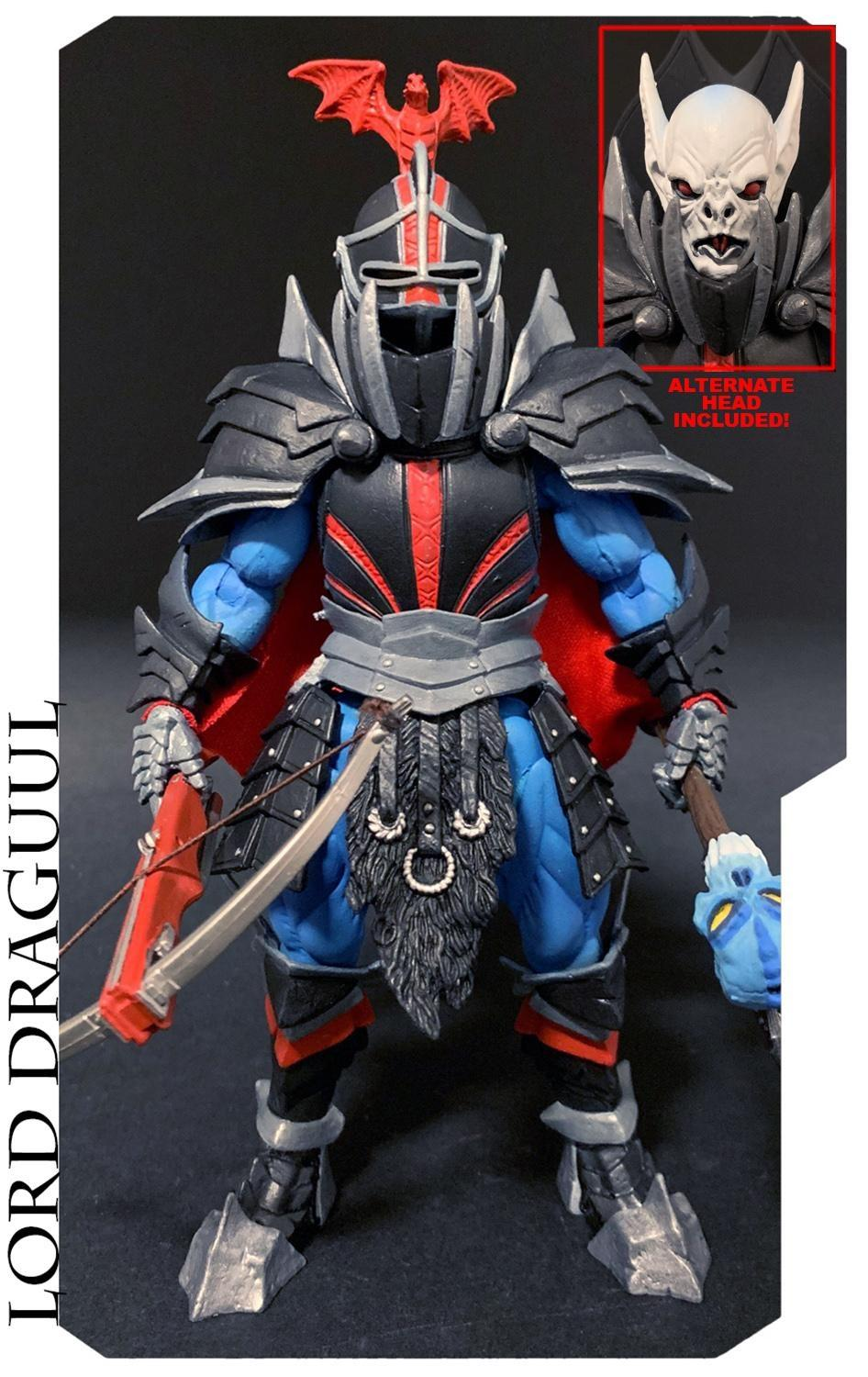 Mythic Legions All Stars 3 Up for Order