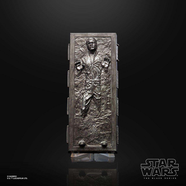 Amazon exclusive Star Wars Carbonite Han Solo