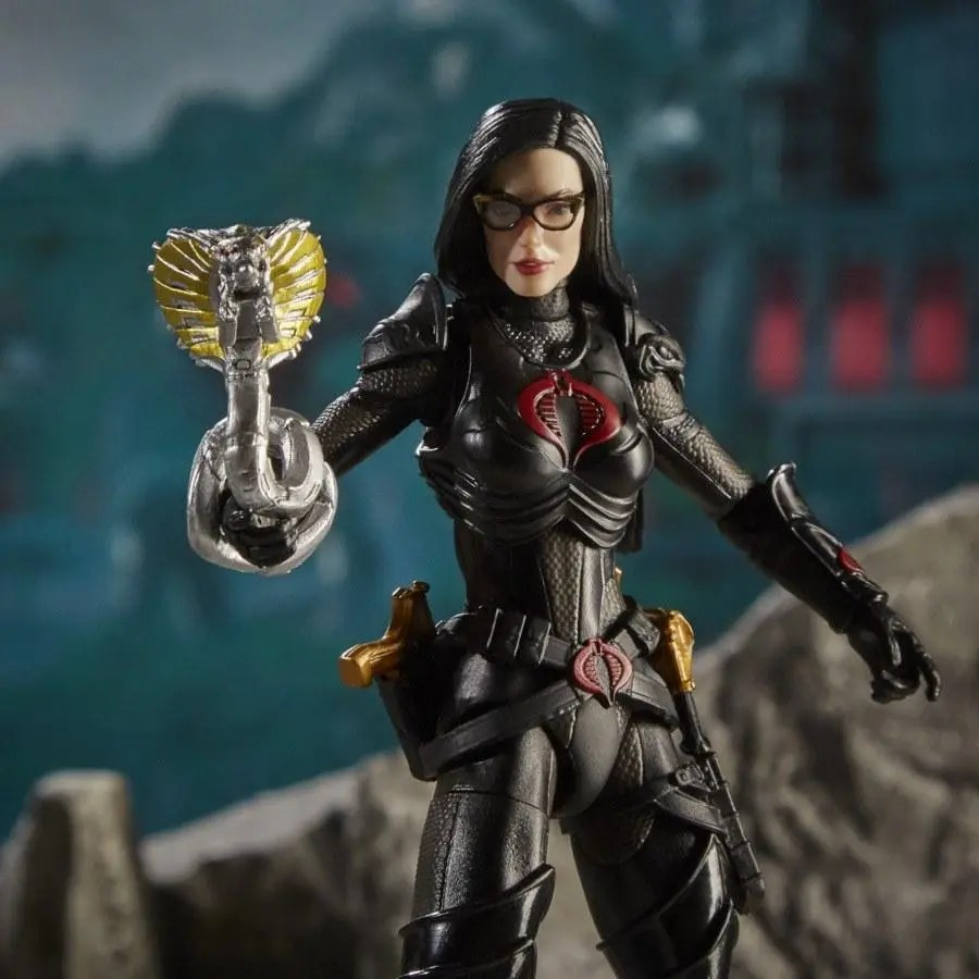 GI Joe Classified Baroness First Look