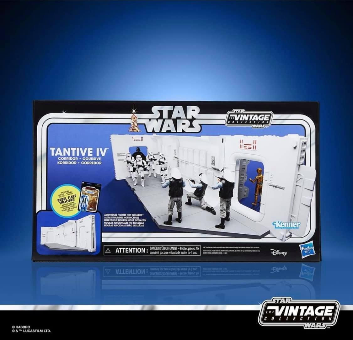 Boxed Images for the Tantive IV Playset