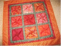 Quilt and photo by Heidi of Needle Necessities