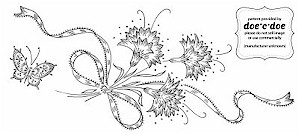 Free floral embroidery patterns from doe-c-doe