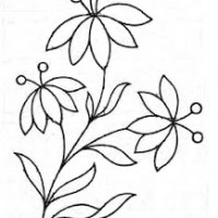 Free hand-embroidery pattern