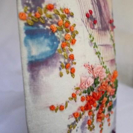 Yoyen New Source Of Silk Ribbon Embroidery Kits Needle Work