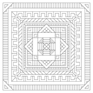 Pincushion Pattern