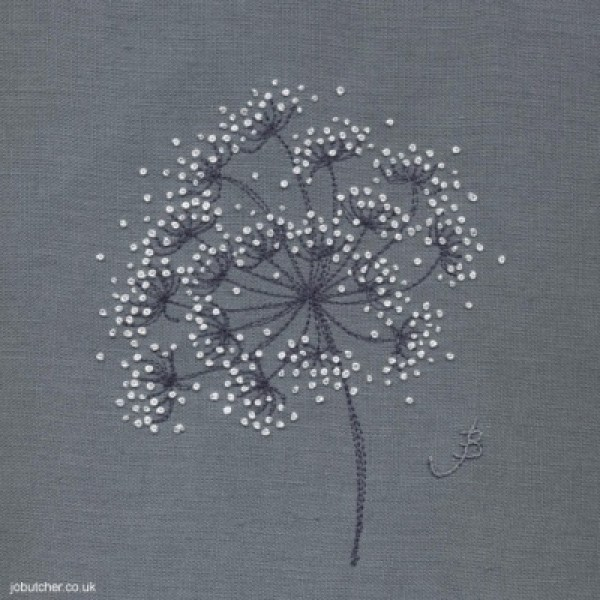 Ways to use a french knot in your needlework needle work