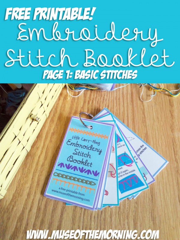 Free Printable Quick Stitch Guides Needle Work